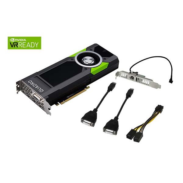 NVIDIA Quadro P6000 24GB GDDR5 - hakivn