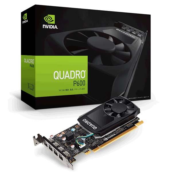 NVIDIA Quadro P600 2GB GDDR5 - hakivn