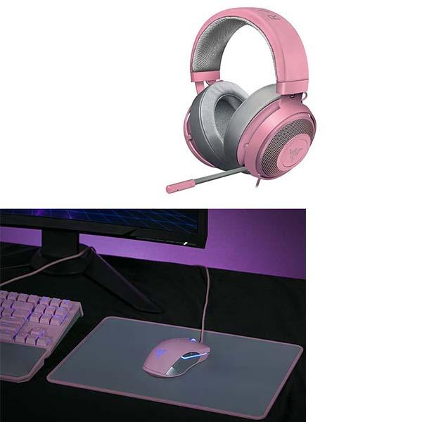 Quartz (Mouse +Mousepad + Keyboad + Headphone) - hakivn