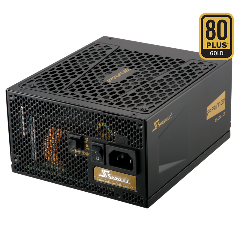 Nguồn Seasonic Prime Ultra 1000W 1000GD – 80 Plus Gold - hakivn