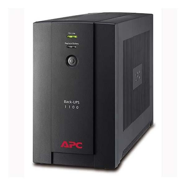 Bộ Lưu Điện UPS APC BX1100LI-MS 550W - hakivn
