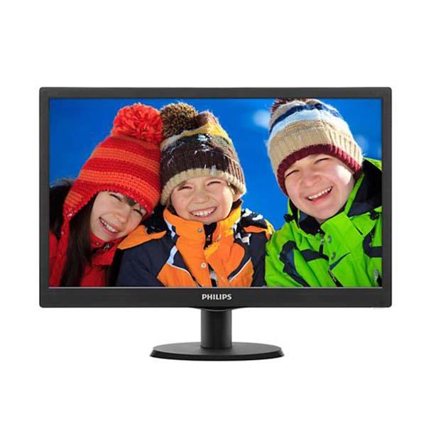 MÀN HÌNH PHILIPS 193V5LHSB2 /18.5INCH /TFT-LCD /VGA /HDMI /ĐEN (BLACK) - 193V5LHSB2/74 - hakivn