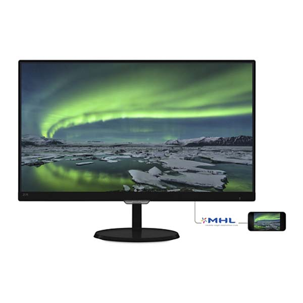Màn Hình Philips 257E7QDSB/00 25 Inch Full HD 5MS 60Hz AH IPS - hakivn
