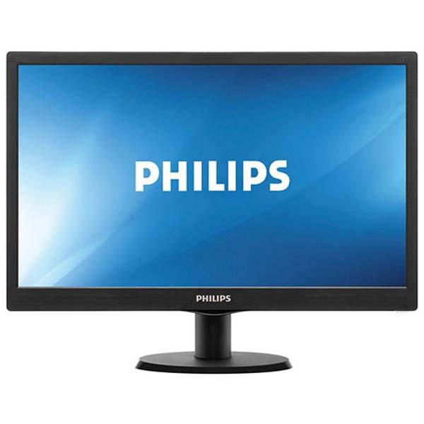 MÀN HÌNH PHILIPS 203V5LSB2/97 /19.5 INCH /TFT-LCD /VGA /ĐEN (BLACK) - 203V5LSB2/97 - hakivn