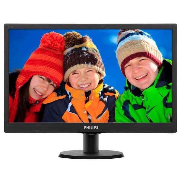 MÀN HÌNH PHILIPS 193V5LSB2/97/ 18.5INCH/ TFT-LCD/ VGA/ ĐEN (BLACK) - 193V5LSB2/97 - hakivn