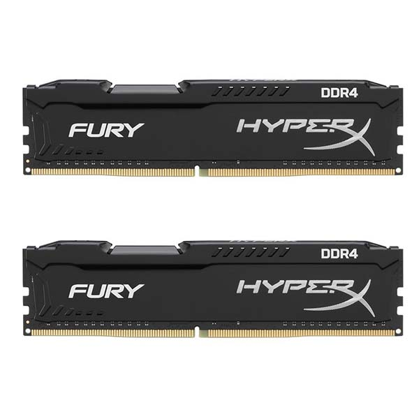 RAM Kingston16GB 2400MHz DDR4 - HX424C15FB2K2/16 - hakivn