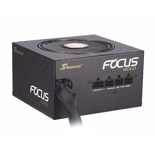 Nguồn Seasonic 750W Focus FM-750 - 80 Plus Gold - hakivn