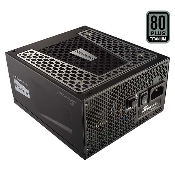 Nguồn Seasonic Prime Ultra 1000W 1000TR - 80 PLUS®TITANIUM - hakivn