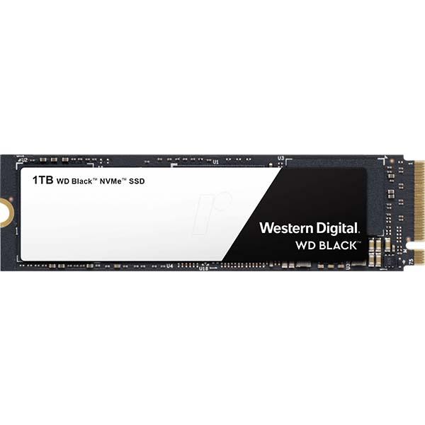 WD Black SSD 1TB  M2-2280 - WDS100T2X0C - hakivn