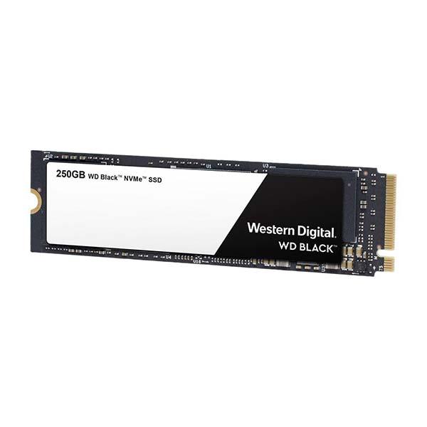 WD Black SSD 250GB  PCIe Gen3 M2-2280 - WDS250G2X0C - hakivn