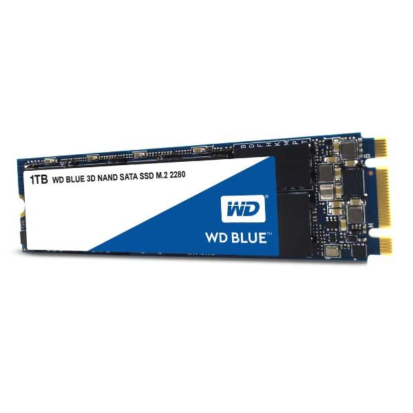WD Blue SSD 1TB  M2-2280  - WDS100T2B0B - hakivn