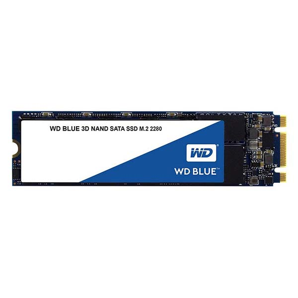 WD Blue SSD 250GB  M2-2280 - WDS250G2B0B - hakivn