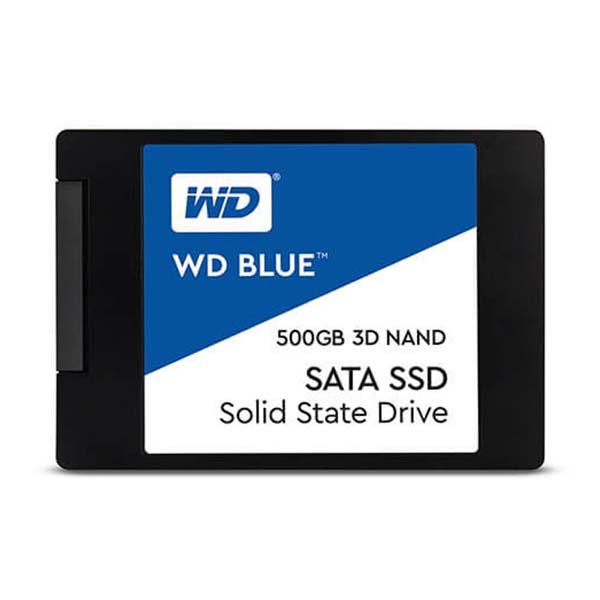 WD Blue SSD 500GB  2.5