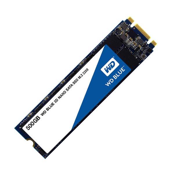 WD Blue SSD 500GB  M2-2280  - WDS500G2B0B - hakivn