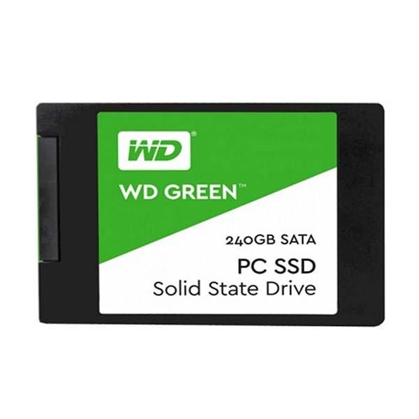 WD Green SSD 240GB  2.5