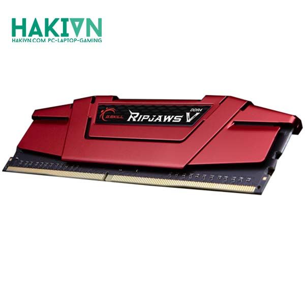 RAM G.SKILL RIPJAWS V-8GB (8GBx1) DDR4 2666MHz F4-2666C19S-8GVR - hakivn