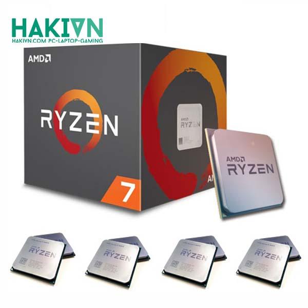 Bộ vi xử lý / CPU AMD RYZEN 7 1700X 3.4 GHZ (UP TO 3.8GHZ) / 20MB / 8 CORES 16 THREATS / SOCKET AM4 (NO FAN) - hakivn