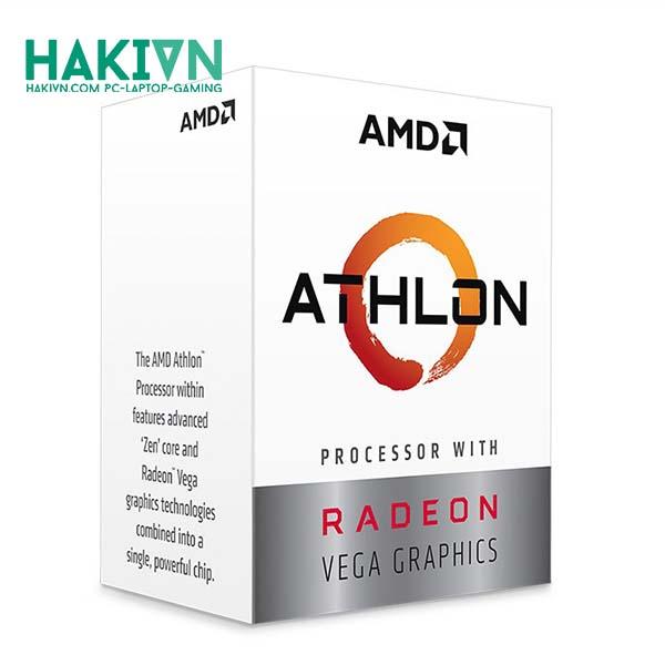 Bộ Vi Xử Lý/ CPU AMD Ryzen Athlon 200GE (3.2GHz) - hakivn