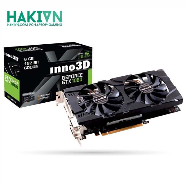 VGA INNO3D GEFORCE RTX 2080 X2 OC - N20802-08D6X-1180633 - hakivn