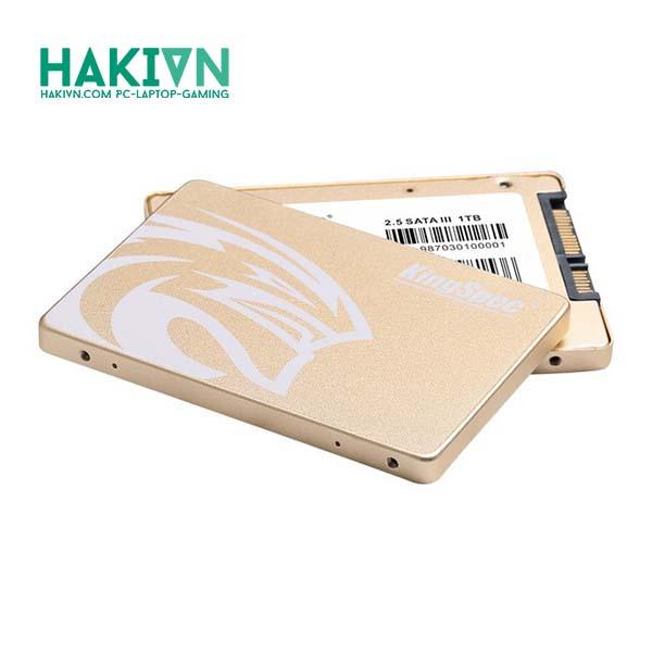 Ổ SSD Kingspec P3-2T 2.5 Sata III 2TB - hakivn