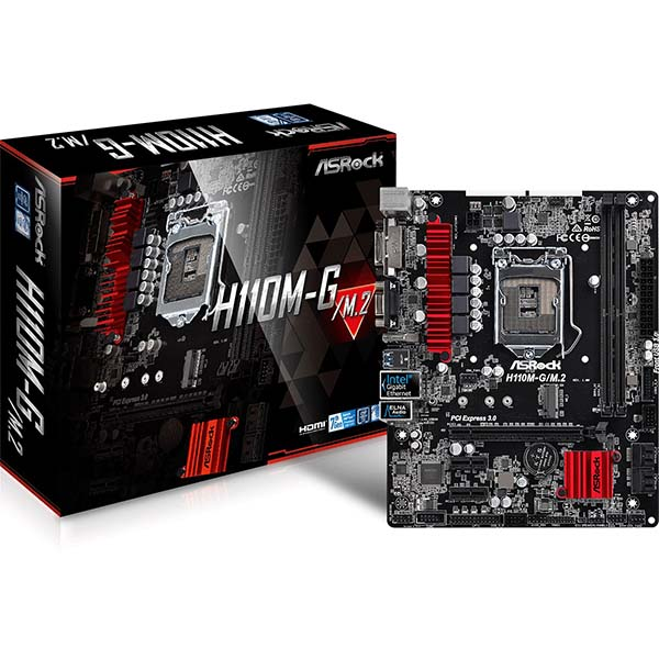 Mainboard Asrock H110M-G/M.2 - hakivn