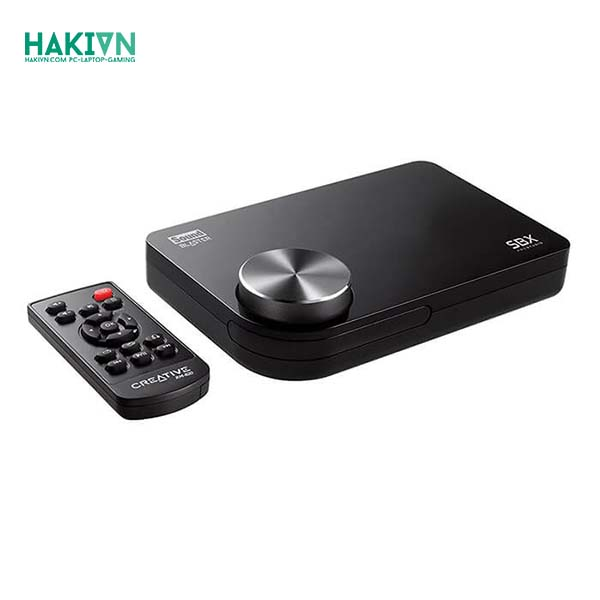 Creative Sound Blaster X-Fi Surround 5.1 Pro SBX with Remote - SOUCRE00011 - hakivn