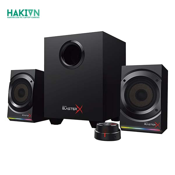 Loa Vi Tính Creative Sound BlasterX Kratos S5 2.1 (60W) - SPECRE00033 - hakivn
