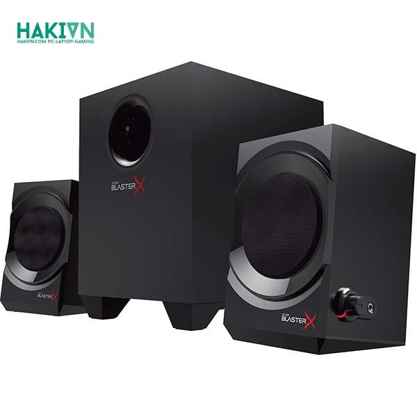 Loa Creative Sound BlasterX Kratos S3 2.1 (Đen) - SPECRE00032 - hakivn