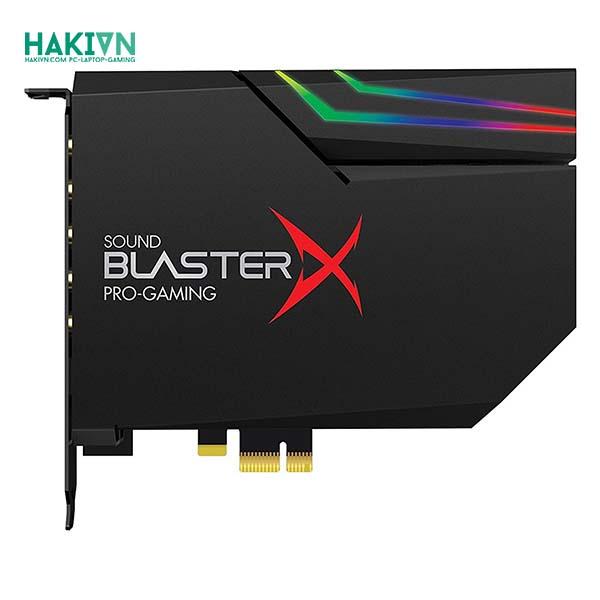 Sound Card BlasterX AE-5 7.1 - SOUCRE00012 - hakivn