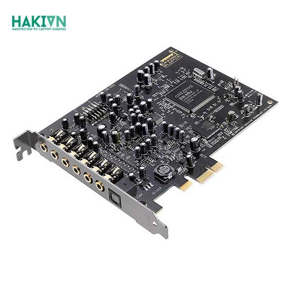 Soundcard Blaster Audigy Rx 7.1 - SOUCRE00008 - hakivn