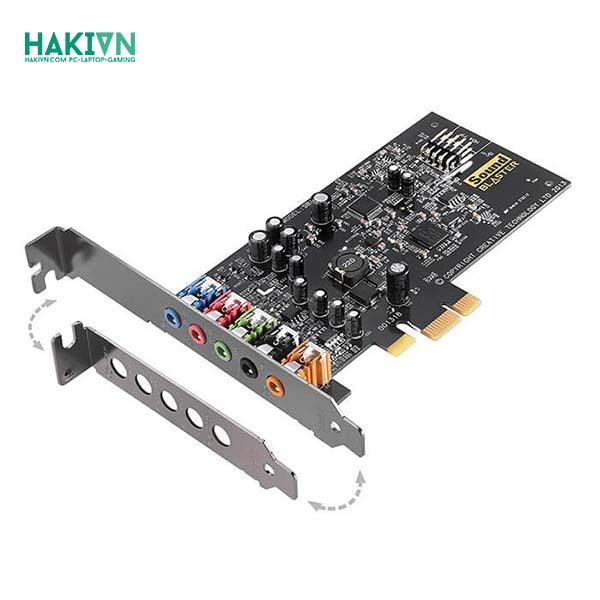 Soundcard Sound Blaster Audigy Fx 5.1 - SOUCRE00001 - hakivn