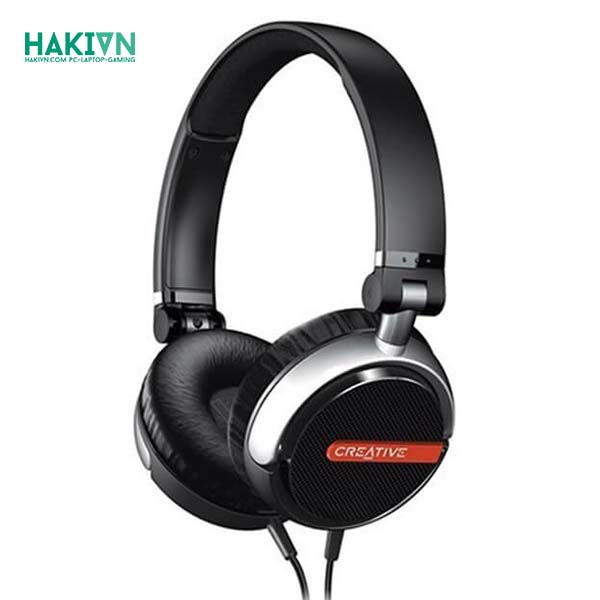 Tai nghe Creative HP Flex Black - HEACRE00032 - hakivn