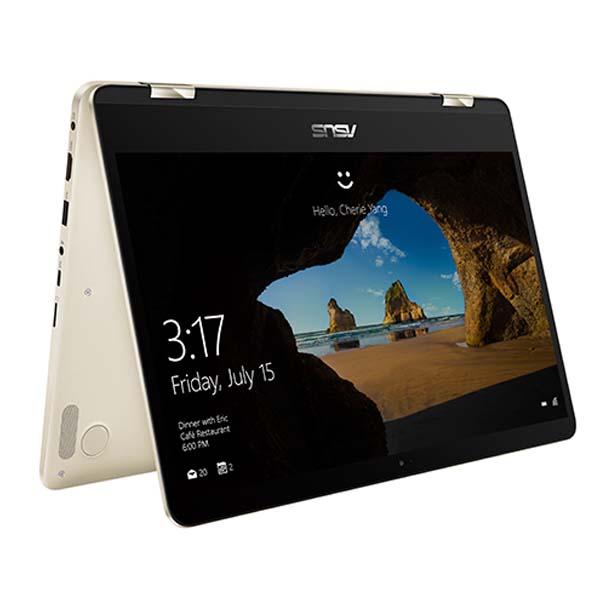 Asus Zenbook Flip 14 UX461UA-E1117T (Gold) i5-8250U - hakivn