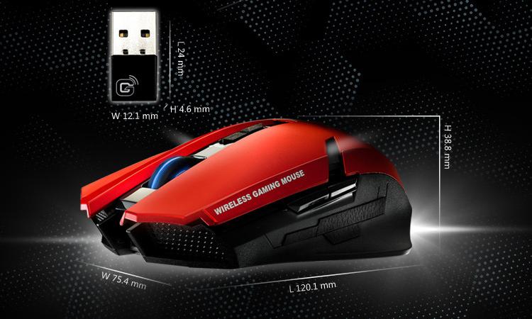 Chuột Fuhlen X100 - Nhanh nhạy và chính xác | Hakivn