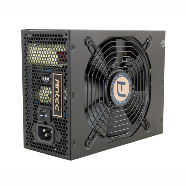 Nguồn máy tính GOLDEN FIELD ZOL 600ELP (80PLUS PLATINUM) - hakivn