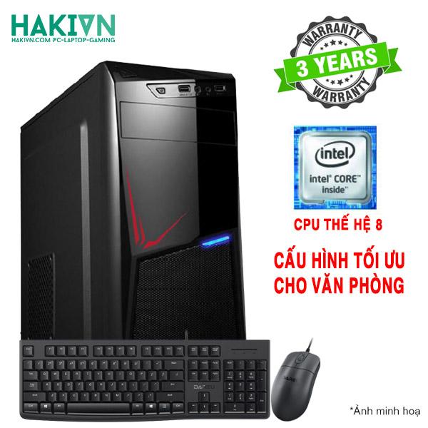 Máy bộ văn phòng HAKI I5-8400 HHD 8G (HAKI1912) - hakivn
