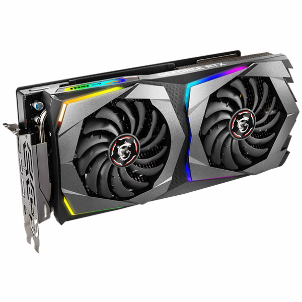 VGA MSI RTX 2070 GAMING Z 8G → DIGITAL LED - hakivn
