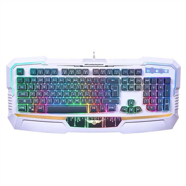 Bàn phím Gaming Newmen KB813 (USB)  (LED NỀN 7 MÀU) - hakivn