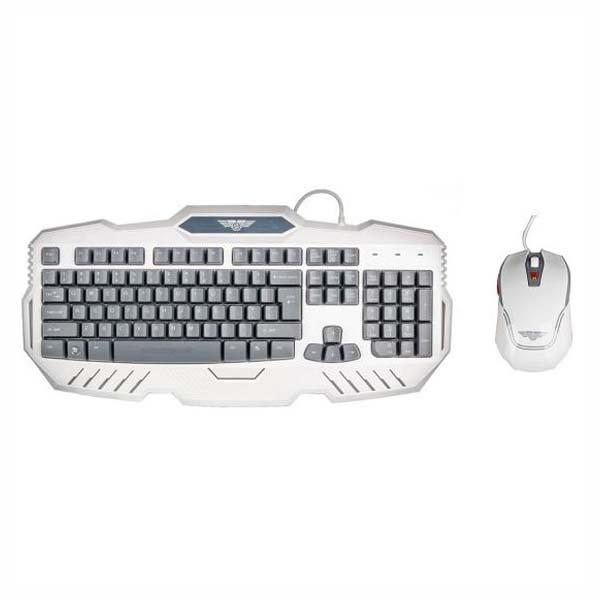 Bộ bàn phím và chuột Newmen KM810 Gaming Black - hakivn
