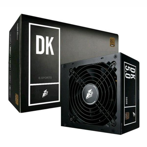 Nguồn 1STPLAYER DK PS-500AX Bronze Full Modular - hakivn
