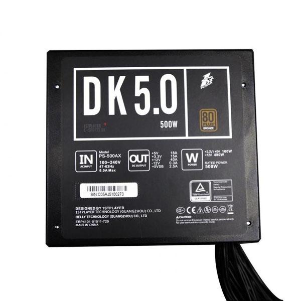 Nguồn 1STPLAYER DK PS-500AX Bronze - hakivn