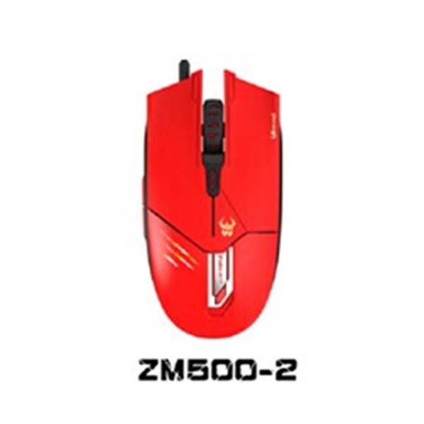 Chuột Zidli ZM500-2 (USB, Có dây) - hakivn