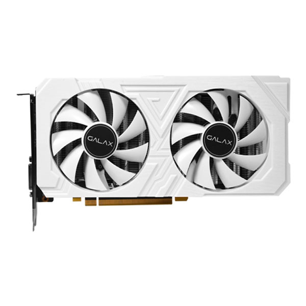 VGA Galax GeForce RTX 2060 EX 1 Click OC WHITE 6GB GDDR6 26NRL7HPY3EW - hakivn