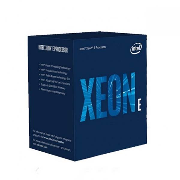 Bộ vi xử lí/ CPU Intel Xeon E-2136 3.3 GHz Turbo up to 4.5GHz / 12MB / 6 Cores, 12 Threads / LGA 1151 - hakivn