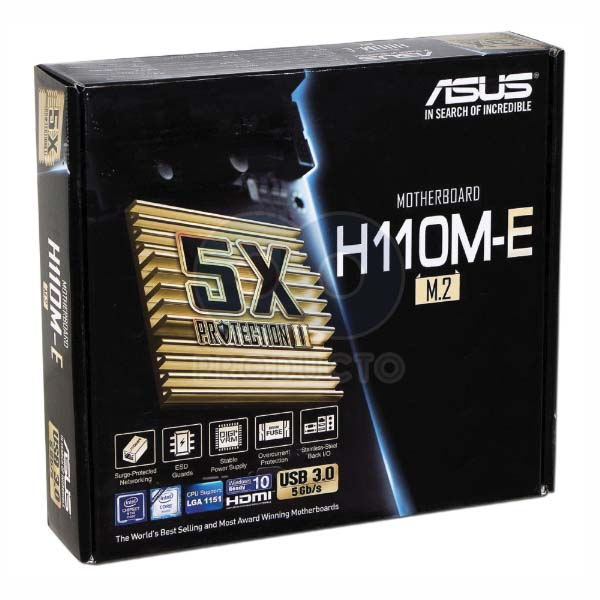 Mainboard ASUS H110M-E/M2 - hakivn