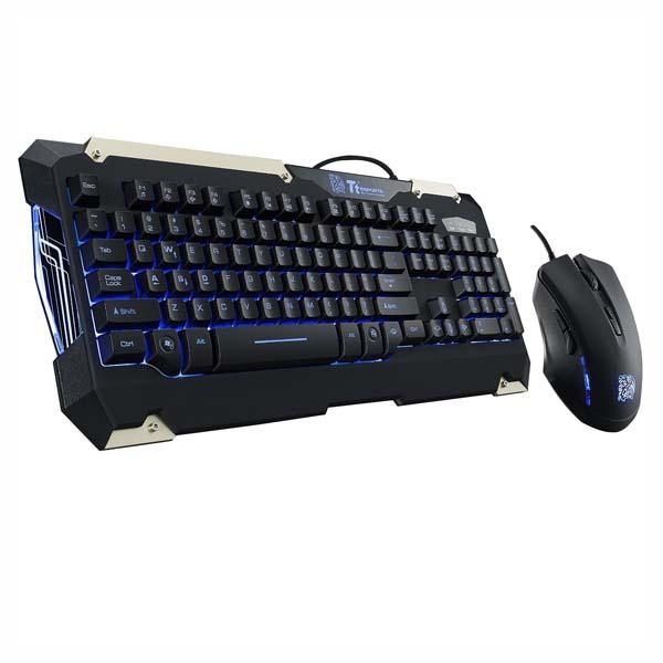 Bộ bàn phím & chuột vi tính Commander  (KB-CMC-PLBLUS-01) - hakivn