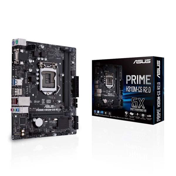 Mainboard ASUS PRIME H310M-CS R2.0 - hakivn