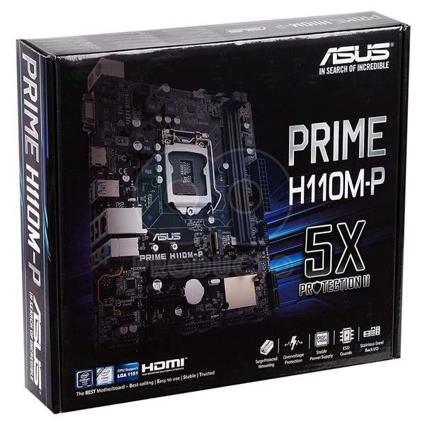 Mainboard Asus Prime H110M-P - hakivn