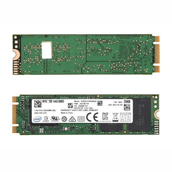 Ổ SSD Intel 256GB M2 SSDSCKKW256G8X1 - hakivn