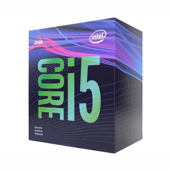 Bộ vi xử lí/ CPU Intel® Core™ i5-9400F Processor 9M Cache, up to 4.10 GHz - hakivn